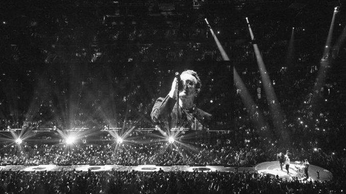 U2: iNNOCENCE + eXPERIENCE LIVE IN PARIS HBO PREMIERE