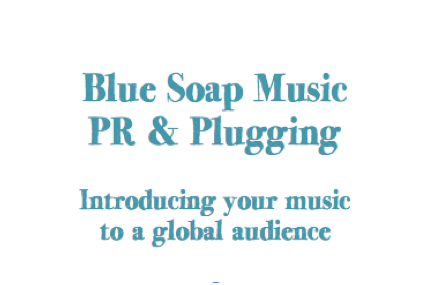 Blue soap music