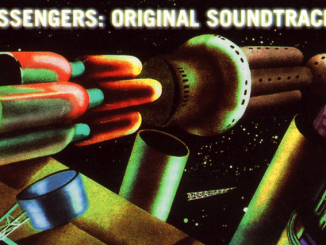 A look back at the U2 / BRIAN ENO collaboration, PASSENGERS: ORIGINAL SOUNDTRACKS 1