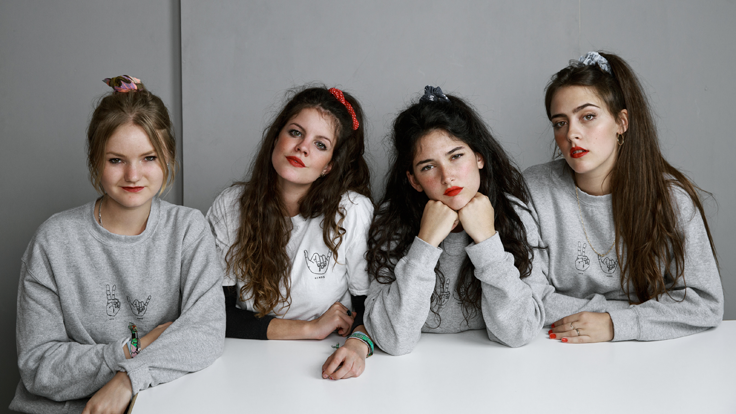 "HINDS - RELEASE VIDEO FOR ""SAN DIEGO"" WATCH NOW"
