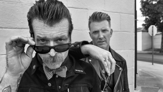 EAGLES OF DEATH METAL thank their musical brothers and sisters joining the play it forward campaign 1