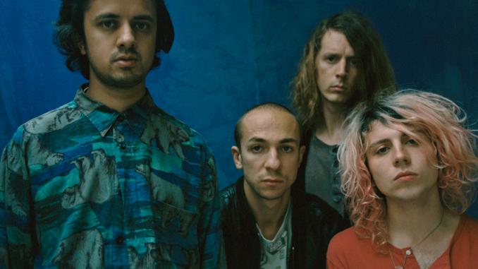 MYSTERY JETS share new single 'TELOMERE' - Listen