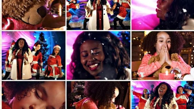 KAREN MAV - Releases Phil Spector Style Christmas Single - Listen