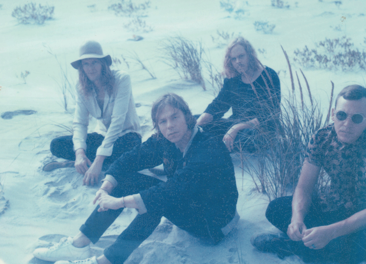 TRACK OF THE DAY: CAGE THE ELEPHANT - 'TROUBLE'