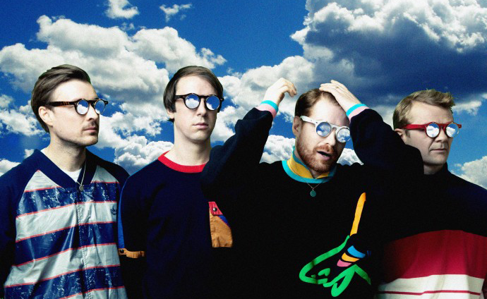 DJANGO DJANGO GEAR UP FOR HUGE UK SHOWS TO SEE OUT 2015