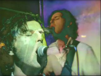 """TRACK OF THE DAY: LINE & CIRCLE -  """"Like A Statue"""" - video"""