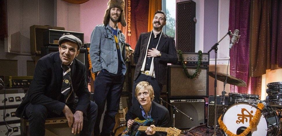 KULA SHAKER announce February album and tour, listen to new track 'Infinite Sun' 2