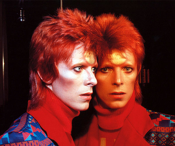 BOWIE – A REAL STAR MAN