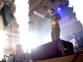 IN FOCUS// THE CORONAS AT THE ULSTER HALL BELFAST 1