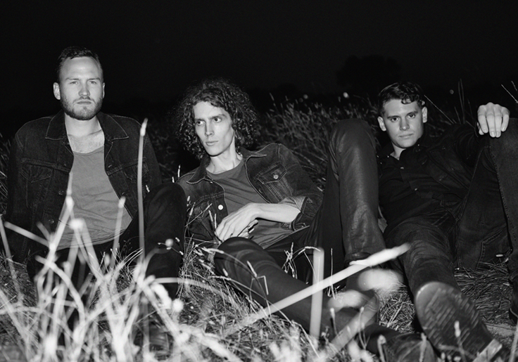TRACK OF THE DAY: EVERYWHERE - 'Shades At Night'