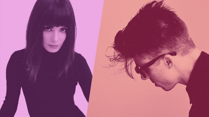 SCHOOL OF SEVEN BELLS Premiere New Track, 'Ablaze' - Listen