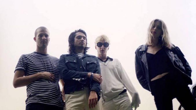 TRACK OF THE DAY:  WOLF ALICE - Moaning Lisa Smile'