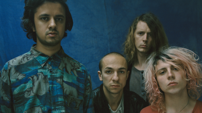 ALBUM REVIEW: MYSTERY JETS - CURVE OF THE MOON
