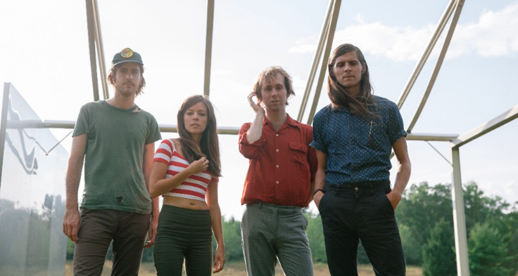 QUILT share video for new single 'ROLLER'  taken from the new album, PLAZA