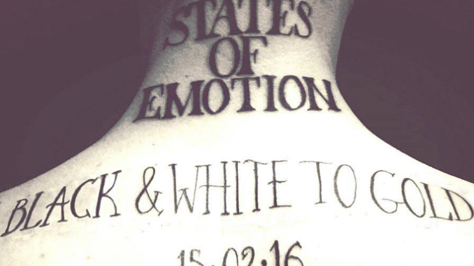 INTERVIEW: OLLY HOOKINGS from STATES OF EMOTION 2