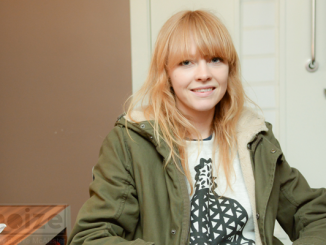 """I wasn't delving into my parents old records like lots of cool kids  do""; LUCY ROSE Interview 7"