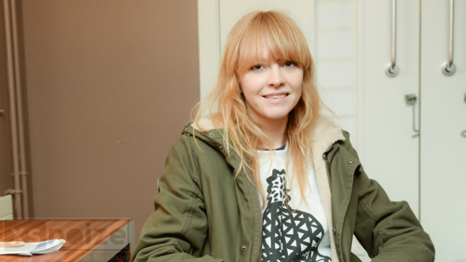 """""""I wasn't delving into my parents old records like lots of cool kids  do""""; LUCY ROSE Interview 7"""