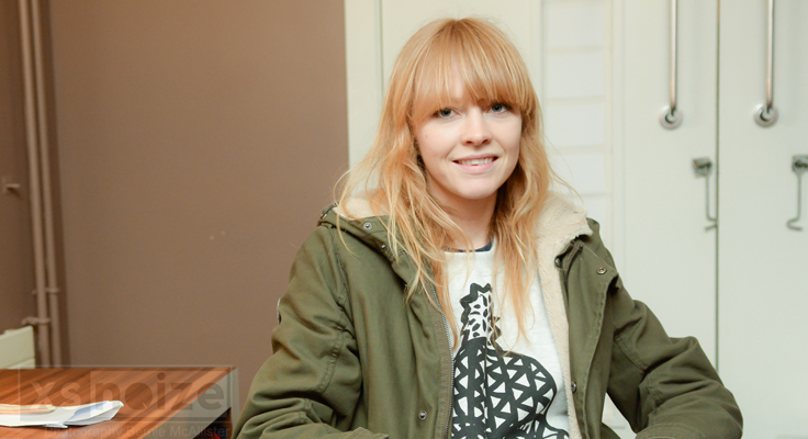 """""""I wasn't delving into my parents old records like lots of cool kids  do""""; LUCY ROSE Interview 3"""