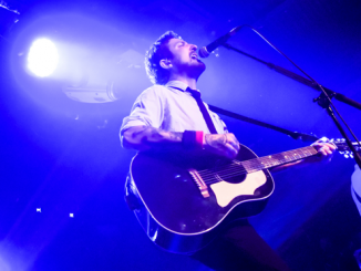 LIVE REVIEW: FRANK TURNER - THE LIMELIGHT, BELFAST 2