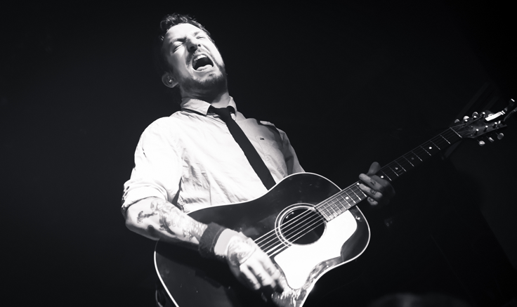 FRANK TURNER - THE LIMELIGHT, BELFAST