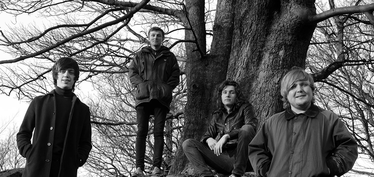 LIBERTY SHIP release new single 'Learning to Fly' on April 1st 2