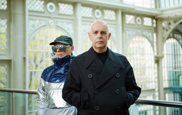 """PET SHOP BOYS release their new single """"THE POP KIDS"""" on March 18th"""
