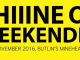 Shiiine On Weekender