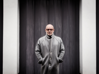BRIAN ENO To Release New Album THE SHIP, Released 29th April 2