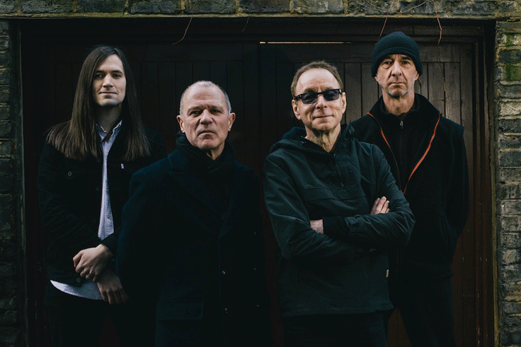 WIRE announce new album & share first single! 'Nocturnal Koreans' - Listen