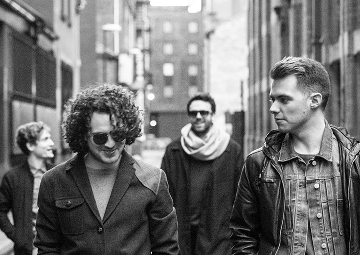 THE MARIVAUX to release 'One EP' in April