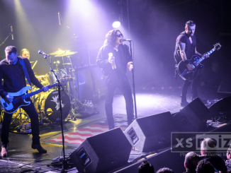 LIVE REVIEW: THE CULT - MANDELA HALL, BELFAST 1