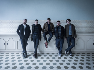 FRIGHTENED RABBIT unveil 'LUMP STREET'