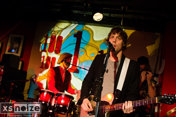 LIVE REVIEW:  JOHNNY BORRELL & ZAZOU at The 100 Club, London 1st March 2016 1