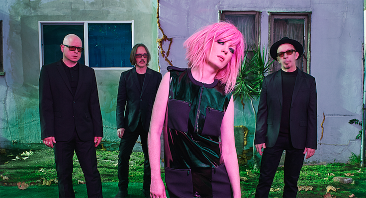 GARBAGE announce new album 'STRANGE LITTLE BIRDS' for June release 1