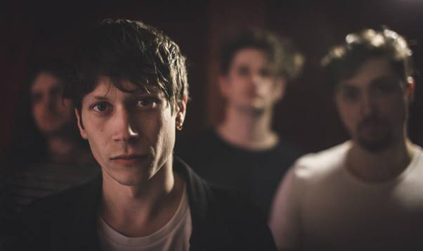 OCTOBER DRIFT share 'Still Here' from their forthcoming EP 'STRANGER DAYS'