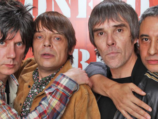 IAN BROWN confirms - THE STONE ROSES are recording 'GLORIOUS' new music