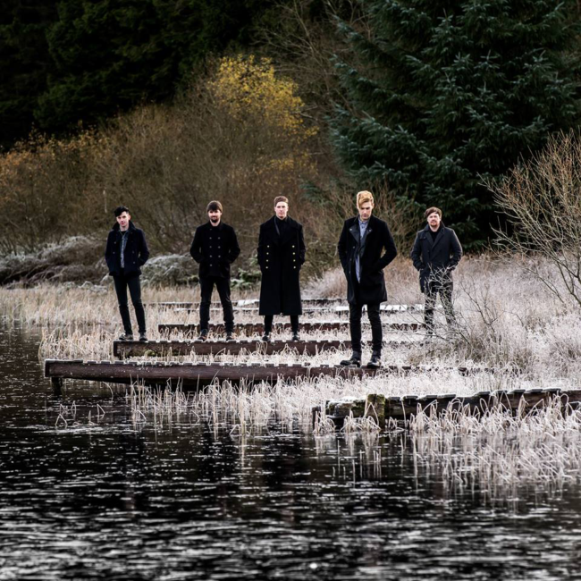 GARY MOORE of THE MIRROR TRAP tells us about the best music coming out of DUNDEE, SCOTLAND