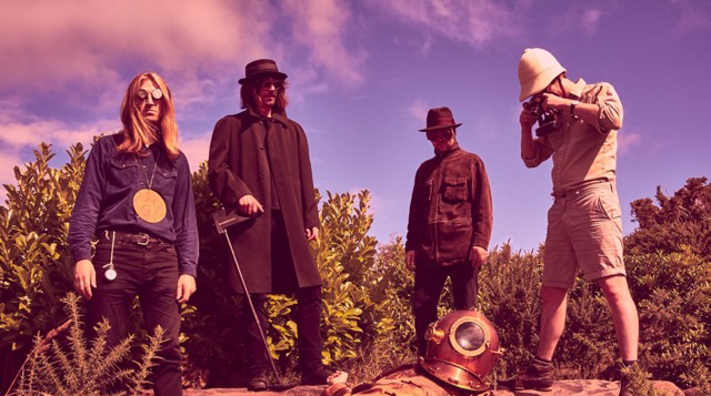THE CORAL share video for new single 'HOLY REVELATION' - Watch