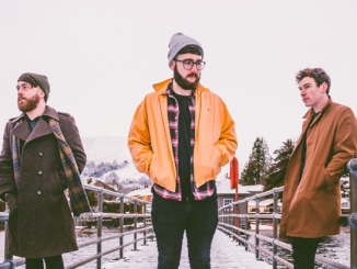 TRACK OF THE DAY: FATHERSON - 'Just Past The Point Of Breaking'