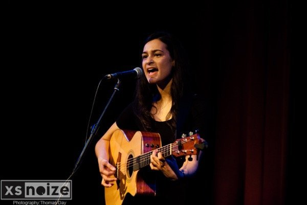 LIVE REVIEW: KELLY OLIVER live at The Colchester Arts Centre 18th April 1