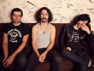 TRACK OF THE DAY: LITTLE BARRIE -  'I.5.C.A.'