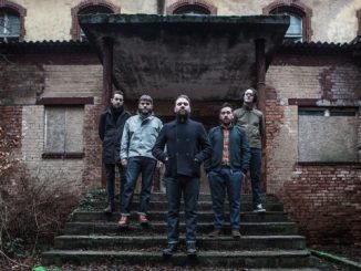 ALBUM REVIEW: FRIGHTENED RABBIT - PAINTING OF A PANIC ATTACK
