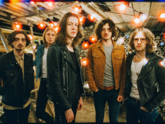 Listen to 'GETAWAY' the brand new single from BLOSSOMS 1