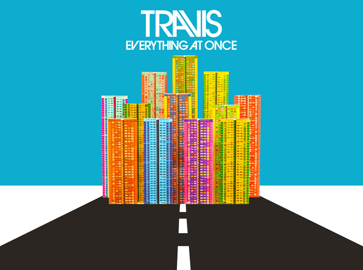 ALBUM REVIEW: TRAVIS - \'Everything at Once\' - XS Noize Music Blog ...