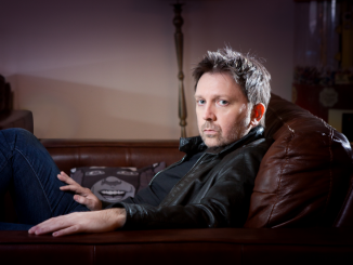 INTERVIEW: Former MANSUN front-man, PAUL DRAPER talks about his first solo EP 1