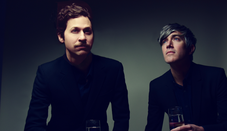 TRACK OF THE DAY: WE ARE SCIENTISTS - 'TOO LATE'