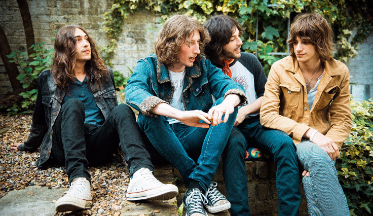 Track Of The Day: Hidden Charms - 'Cannonball'