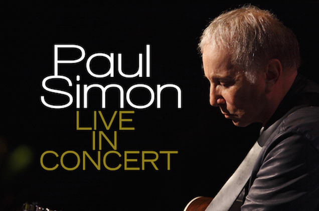 Paul Simon announces UK tour dates for 2016