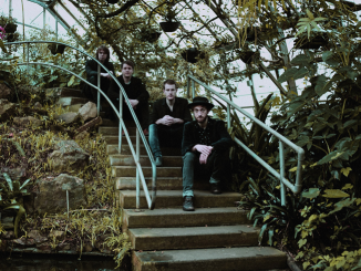 Welsh indie rockers HOMES share new single 'Black Gold - Listen