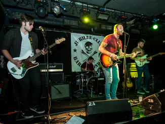 Billy Bibby & The Wry Smiles at Barfly, London © Sarah Lockwood Photography